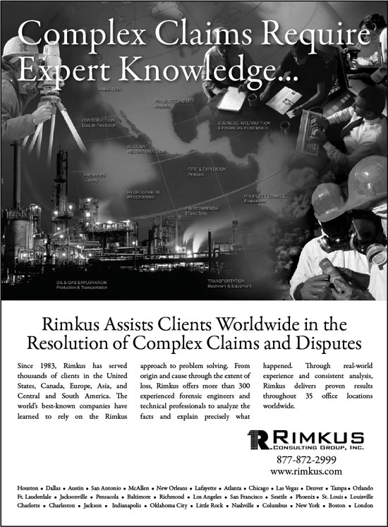 Click to visit the Rimkus web site.