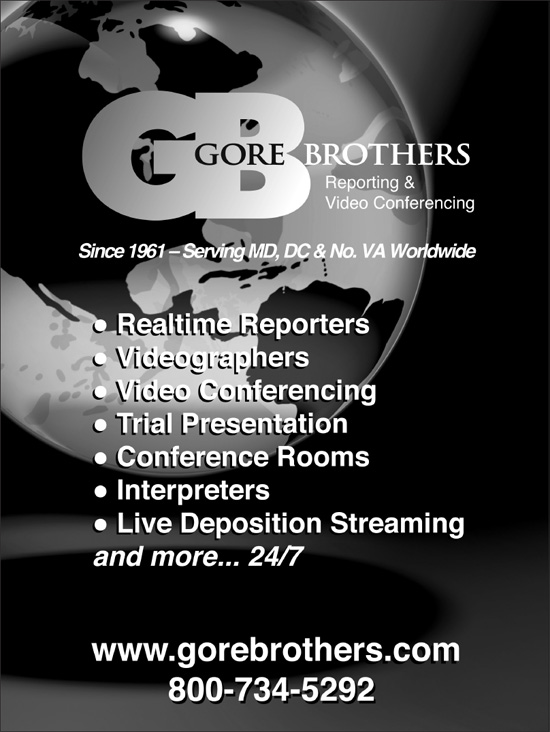 Click to visit the Gore Brothers web site.