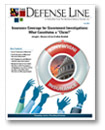 Defense Line—Fall 2013