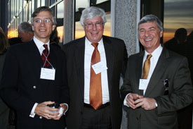 Past Presidents Reception 2008